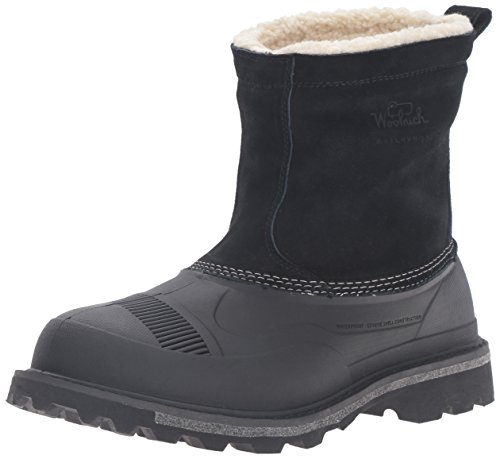 Woolrich Men's Fully Wooly Slip Snow Boot