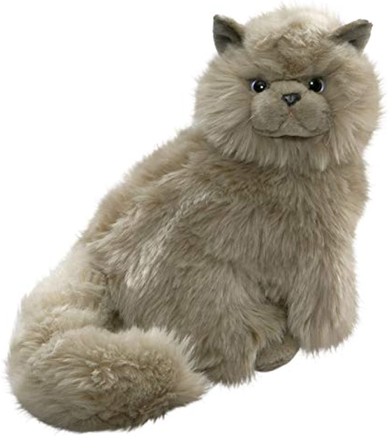 Cat grey 12 inches, 30cm, Plush Toy, Soft Toy, Stuffed Animal 1733002
