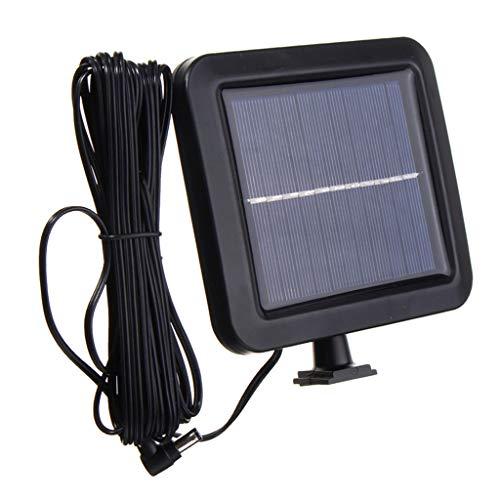 Amuzocity Luces de Pared con Energía Solar Sensor de Movimiento LED Lámpara de Jardín de Seguridad Al Aire Libre