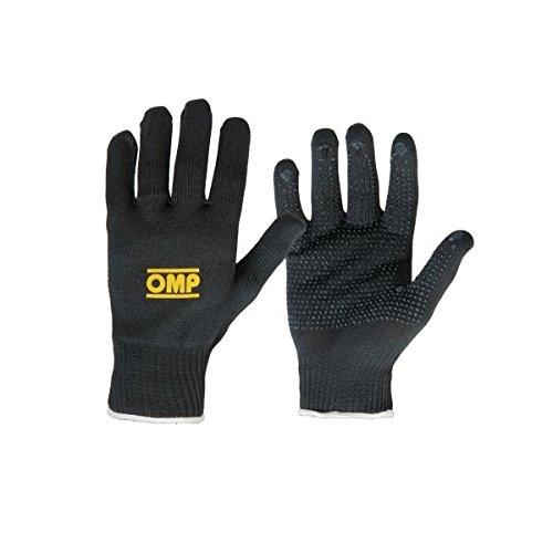 OMP OMPNB/1885/M Handschuhe Dark Grey Größe M, grau, Talla M