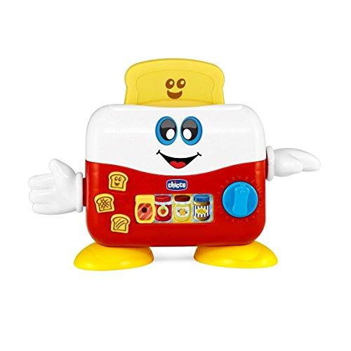Chicco- Tostadora de juguete (00009224000000) , color/modelo surtido