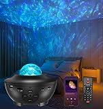 LED Sternenhimmel Projektor, Amouhom Sternenlicht Projektor
