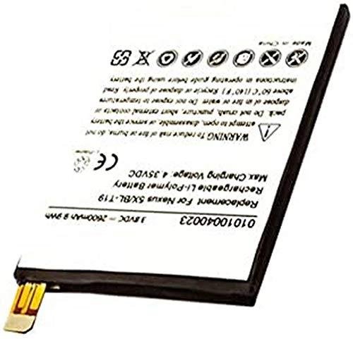 Batería BL-T19 para Google Nexus 5X, Nexus 5X LTE, LG Bullhead, H790, H791, H791F, H798, Nexus 5X, Nexus 5X LTE