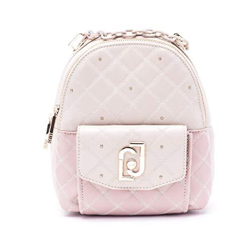 LIU JO Crea Backpack S Cameo Rose/Neutro