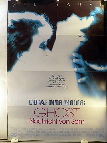 Ghost - Nachricht von Sam - Demi Moore - Videoposter A1 84x60cm gefaltet (R)