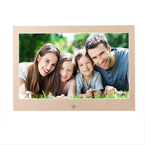 YUEC Digitales Foto-Bild Foto Smart elektronische WLAN-Cloud-E-Mail-Motion-Sensor Bluetooth drahtlosen USB-Stick enthält MP3-Video-Player,Gold