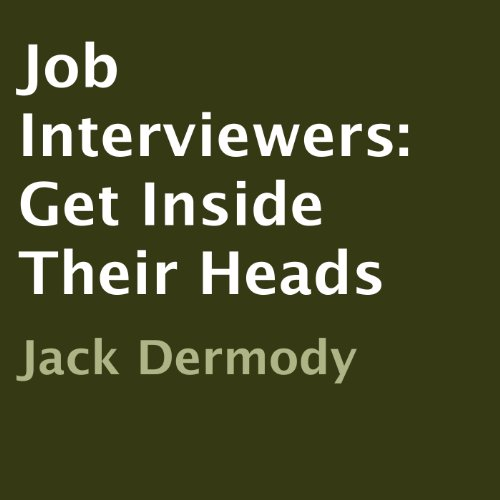 Job Interviewers audiobook cover art