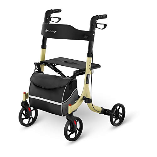 Rollator Harmony - champagne - 136 kg