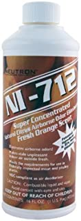NI-712 Odor Eliminator, Orange, 1 Pint