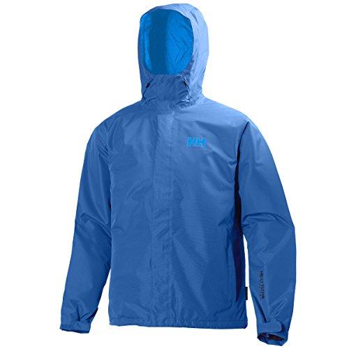 Helly Hansen Seven J Light Insulated Jacket – Veste pour Homme M Bleu (Indi Blue)