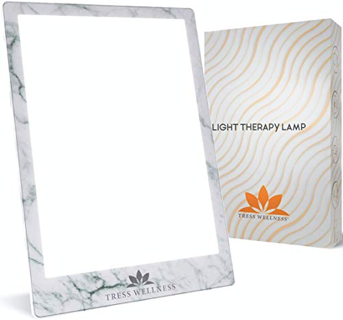 Sun Lamp Light Therapy Lamp - 10000 LUX (4 Brightness Levels) - 2019 Slim Design - Sun Lamps - Light Box Therapy - Therapy Light