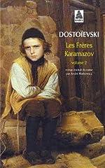 Freres Karamazov T2 (les) Bab N°527 de Fédor Dostoïevski
