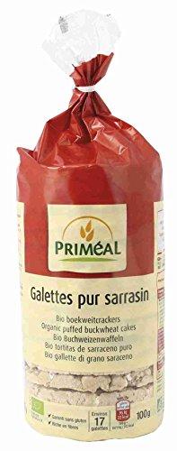 Tortitas de trigo sarraceno sin gluten Priméal, 100 g