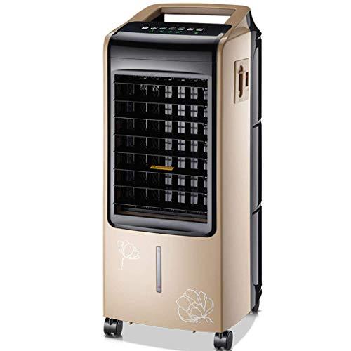 LL Airco Ventilator Koeling en Verwarming Ventilator Huishoudelijke Koelkast Slaapzaal Kleine Water Airco