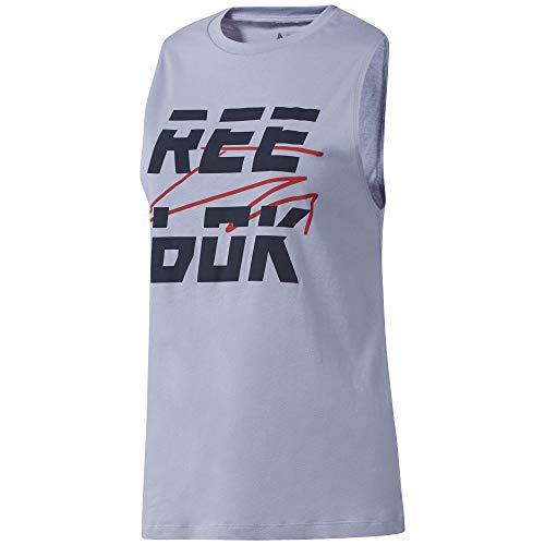 Reebok Wor Myt Muscle Camiseta De Tirantes Mujer