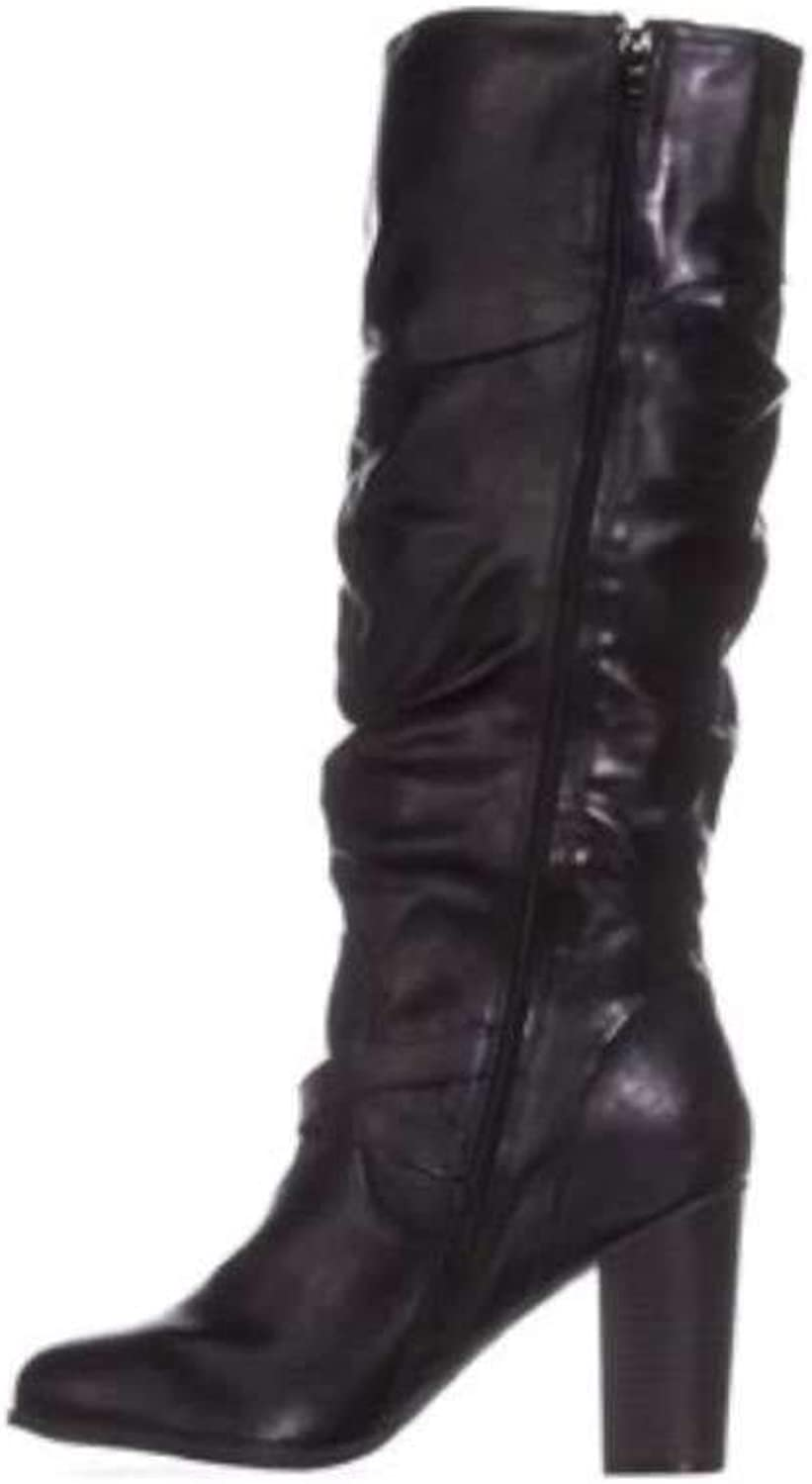 Style & Co. Womens Sophiie Closed Toe Knee High Fashion Boots, Black, Size 5.5
