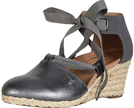 Vionic Women's Aruba Kaitlyn Lace-up Outlet ☆ Free Shipping Espadrille Ladies - Wedge New product! New type W