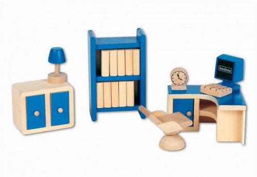 TTC beeboo Bürozimmer für Puppenhaus (0012785)