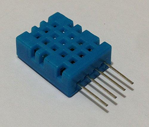 MissBirdler DHT11 digitaler Feuchtigkeit Temperatur Sensor 3-5V 2.5mA für Arduino Raspberry Pi