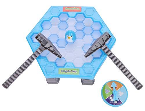 ITODA Tischspiele Spielzeug Pinguin Kinderspielzeug Familienspiel Strategie Spielzeug für Erwachsene Kinder Kinderspiel Geschicklichkeitsspiel Partyspiele Spiel für Party Familie