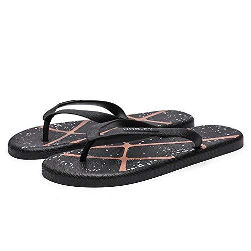 Sandals For Men Zapatos de playa y piscinaZapatillas resistentes al desgaste del pie del pie del verano-Caqui_43Sandalias Impermeables Para Ducha De Punta Abierta Interior De Verano Al Aire Libre