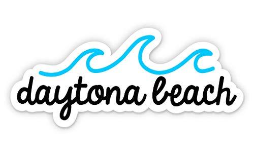 Squiddy Daytona Beach - Vinyl Sticker Decal for Phone, Laptop, Water Bottle (2.5