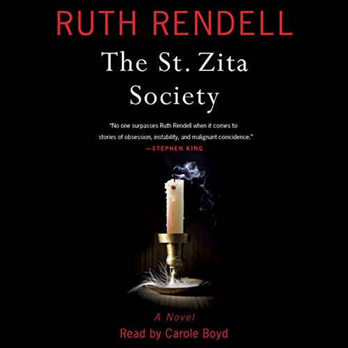 The St. Zita Society audiobook cover art