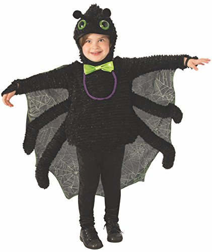 Rubie's unisex-child Eensy Weensy Spider Childs Costume, Black, Extra-Small