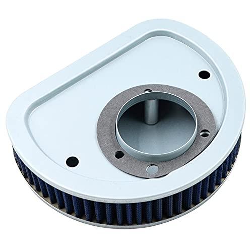 Cfty Filtro di Ricambio per purificatore d'Aria Accessori for filtri Aria Moto compatibili con Breakout FXSB FLHR. Re Stradale Flhrc flhrci. Filtro di Ricambio