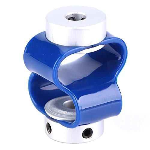 Acoplador de Eje Flexible, 8 Acoplamiento Aislado de Fuente Acoplamiento Elástico de Fibra de Vidrio Acoplamiento de Eje Flexible para Codificador