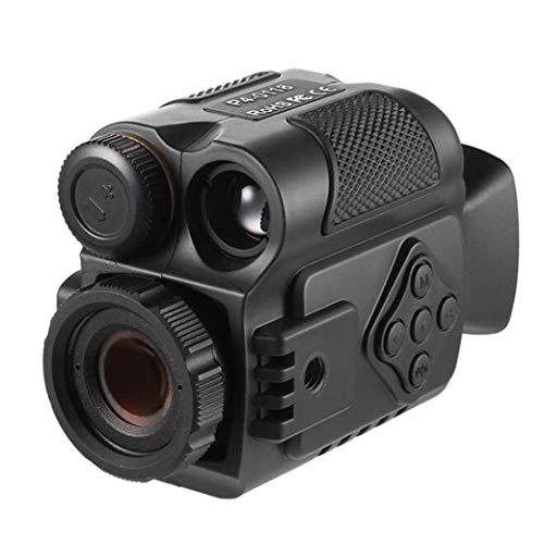 ZTYD digitale telescoop, nachtzicht, videocamera, jacht, paw patrol, zwart