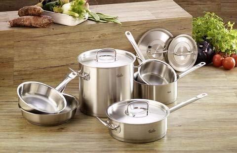 Fissler Original Pro 10 pc original profi Stainless Steel Cookware Set - 8