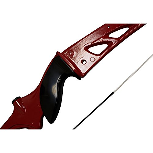 What we like about SAS Explorer Metal Riser Takedown Recurve Bow