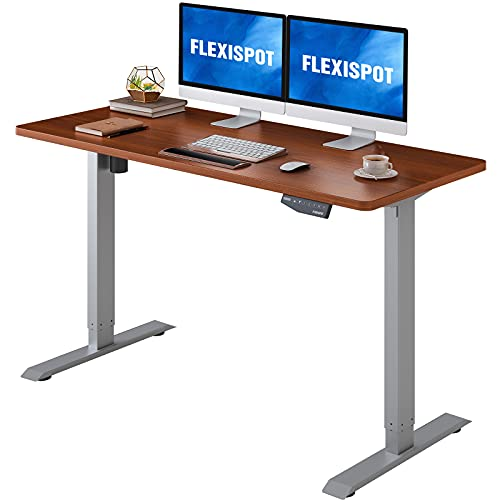 FLEXISPOT Height Adjustable Desk 55 x 28 inches...