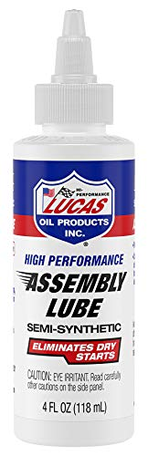 Lucas Oil 10152 Assembly Lube - 4 oz., Multi-Colored