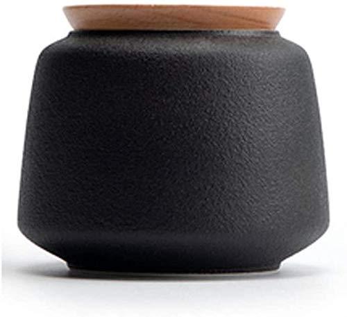 LSYFCL urne Erwachsene Urne für Asche Einäscherung Urnen Begräbnis Urne Keramik Handgefertigte Urnen Urnen für Asche Adult Pet Ashes Human