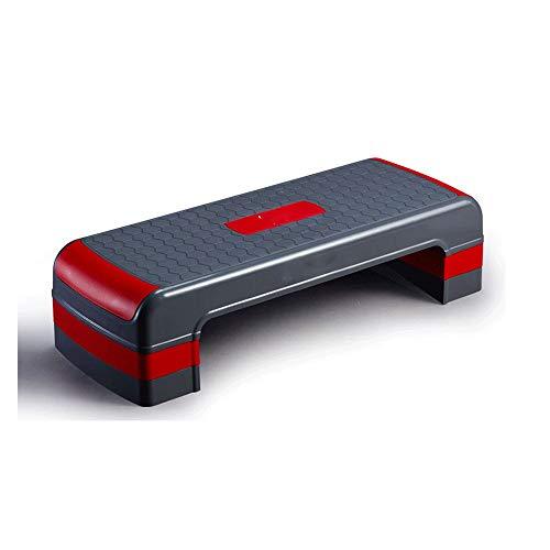 Z-Color 3 Nivel Ajustable acondicionamiento aeróbico Yoga Paso Junta, Antideslizante en la Parte Inferior, Seguro y Estable, Puede Hacer Ejercicio Brazo de la Cintura de Las Nalgas