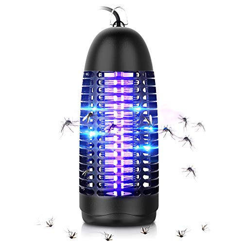 M8C UV Insektenvernichter, Elektrische Mückenfalle Moskito Killer Insektenfalle Mückenfalle für Innen Aussen