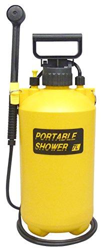 マルハチ産業 加圧式 ポータブルシャワー 7L