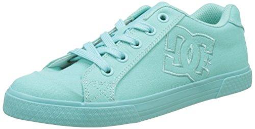 DC Shoes DC Shoes Damen Chelsea TX Flach, Aqua-blau, 37 EU