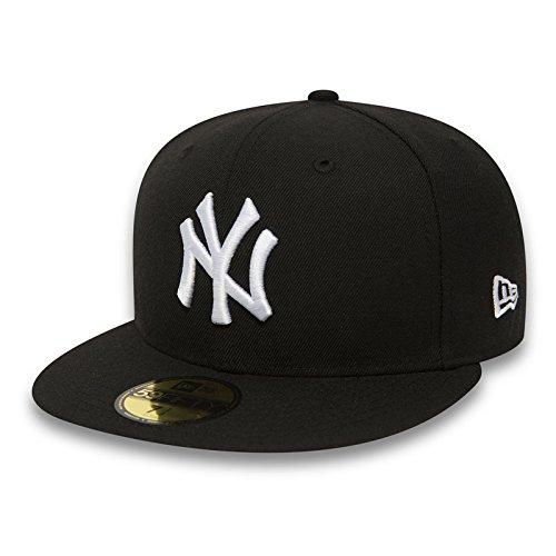 New Era 59Fifty Cap mit UD Bandana New York Yankees Black/White #2838-7 1/4 -