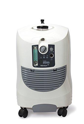 MEDTECH Oxygen Concentrator Oxytec-Smart, 5 L/Min Outflow, 330 Watt