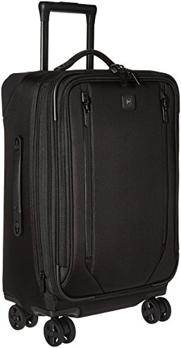Victorinox Lexicon 2.0 Softside Expandable Spinner Luggage, Black, Carry (24')