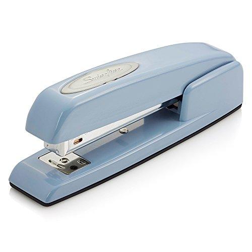 Swingline Stapler, 747 Iconic Desktop Stapler, 25 Sheet Capacity, Desk, Office, Sky Blue (74722)