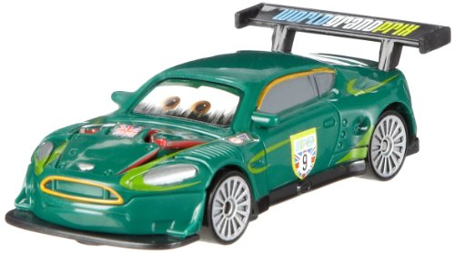 Cars - X0619 - Véhicule Miniature - Quick Change - Aston Martin Endommage