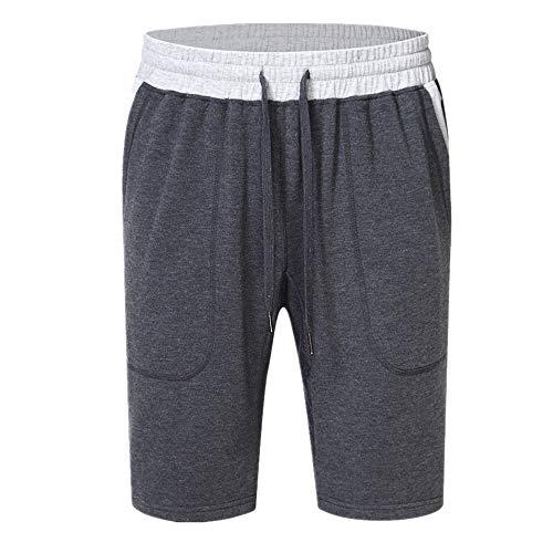 N\P Pantalones casuales de hombre pantalones cortos de los hombres pantalones cortos de deporte de los hombres pantalones de correr