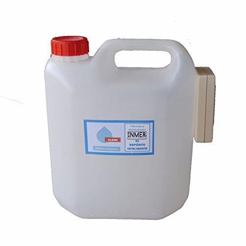Iniciativas Inmer Deposito de con Alarma para el Aire Acondicionado (5 litros)