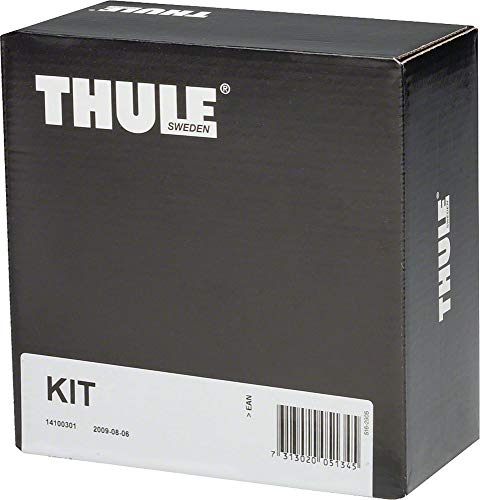 Thule 5001 Evo Roof Rack Fit Kit