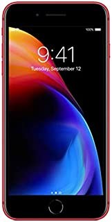Apple iPhone 8 with Facetime 256 GB, 4G LTE, Red
