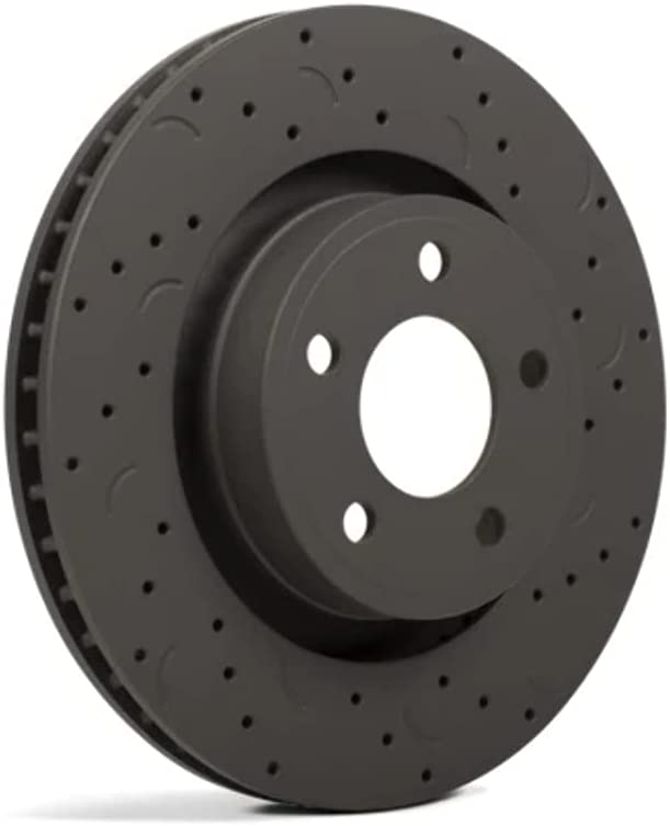 Hawk Performance Brakes Talon Max 82% OFF Albuquerque Mall Cross-Drilled R Slotted Vented and